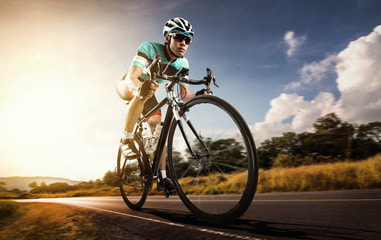 improve endurance, bike longer